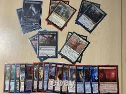 2000+ Cards. Magic The Gathering Modern/ Standard Collection 300+ Mythics+rares