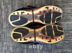 2008 Nike Air Jordan 16 Retro CDP Black Red Countdown Pack Size 14