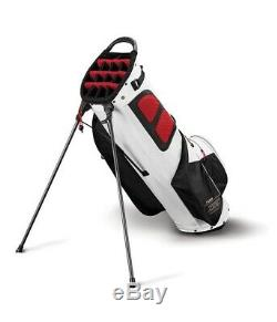 2019 Brand New Callaway Fusion Zero 14 Way Stand Bag White/Black/Red IN STOCK