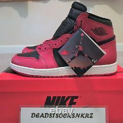2020 Nike Air Jordan 1 Retro High'85 OG Varsity Red BQ4422 600 Men's Size 12