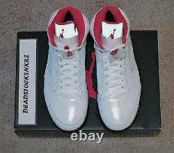 2020 Nike Air Jordan 5 Retro Fire Red DA1911 102 GS & Men's Sizes 4Y-14