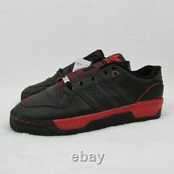 Adidas Star Wars Rivalry Low Black & Red Limited Edition Shoes FV8036