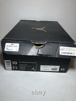 Air Jordan 1 Retro Low OG Bred Black/Red 2015 Size 10 Mens 705329-001