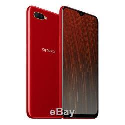Au Stock OPPO AX5s (Dual SIM 4G/3G, 64GB/3GB) Black / Red