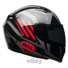 Bell Qualifier Full Face Helmet Black/Red Size(S) 7092773 In Stock Ships Today