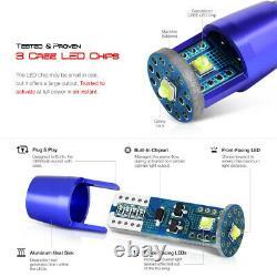 CREE LED REVERSE For 09-18 Dodge RAM 1500 2500 3500 NEON TUBE Tail Light SET