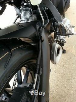 Ducati 1098 S 2007-2010 Spiegler Front And Rear Brake Line Kit
