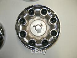 GMC 2500HD 15052381 Factory OEM Wheel Center Rim Cap Hub Cover 8 Lug Set of 4NEW