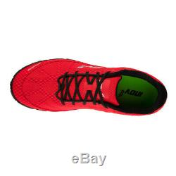 Inov8 Mens Mudclaw 275 Trail Running Shoes Trainers Sneakers Black Red Sports