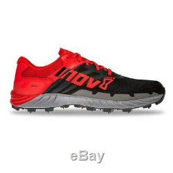 Inov8 Mens Oroc Ultra 290 Trail Running Shoes Trainers Sneakers Black Red