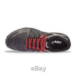 Inov8 Roclite 315 GTX Mens STANDARD FIT Trail Running Shoes Black/Red