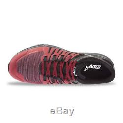 Inov8 Roclite 315 Mens STANDARD FIT Trail Running Shoes Black/Red