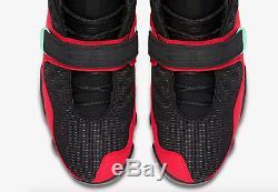 Jordan Black Cat Black/University Red/Emerald Rise/Black Men's Limited Stock
