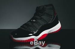 Jordan XI Bred Black/red Us Size 11.5 Brand New 2019 Dead Stock