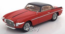 Matrix 1953 Ferrari 212 Inter Coupe Vignale Red/Black 1/18 Scale New! In Stock