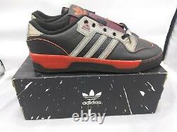 Men Adidas sz 11 Star Wars Rivalry Low Black & Red Limited Edition Shoes FV8036