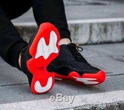 Mens Nike Air Jordan Future Premium, 3m' Size 13 Eur 48.5 (652141 023) Black/red