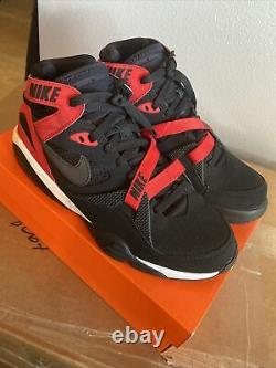 Mens Nike Air Trainer Max'91 309748 008 Black Red Bo Jackson Sz 11.5