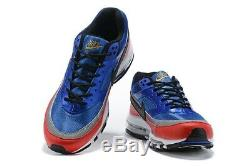 NIKE AIR MAX 97 BW DEEP ROYAL, BLACK & RED Limited Stock UK 8.5 EUR 43 US 9.5