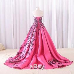New Appliques Prom Quinceanera Dresses for 15 Years Formal Wedding Ball Gowns