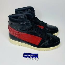 Nike Air Jordan 1 Retro High OG Couture 2019 Black Red White BQ6682-006 Size 9.5