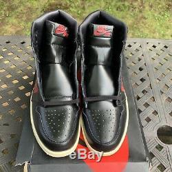 Nike Air Jordan 1 Retro I High Og Defiant Couture Bred Black Red Bq6682-006 13