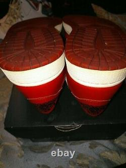 Nike Air Jordan 1 Retro Low OG Chicago White Black Red Bred One Sz 7