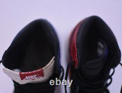Nike Air Jordan 1 Retro Top 3 High Og Sz 5.5y / 7 Women Varsity Red 575441 026