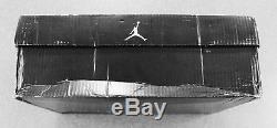 Nike Air Jordan 11 Retro J2K Bred Black/Red SZ 8 136046 006 (Fuzzy) Dead Stock
