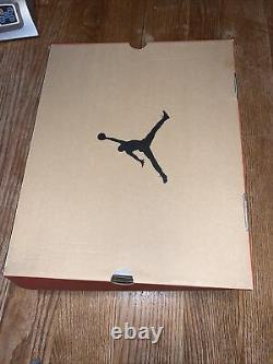 Nike Air Jordan 12 XII Flu Game Black Red Bred Playoff Size12 130690 002 Receipt