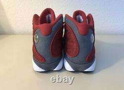 Nike Air Jordan 13 Retro Gym Red Flint Grey Size 4-14 DJ5982-600 IN HAND