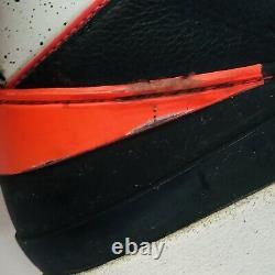 Nike Air Jordan II 2 Retro 2014 Mens Size 13 Black Cement Red Shoes 35475-023