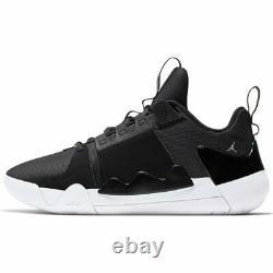 Nike Air Jordan Zoom Zero Gravity Black New Men's 100% Authentic Trainers No Lid