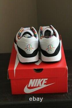 Nike Air Max 1 Men's Size 10.5 Live Together, Play Together DC1478-100