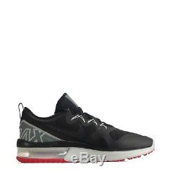 Nike Air Max Fury Men's Sports Running Shoes Trainers Black/Red UK 7-12