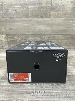 Nike Air Max Lebron 7 VII Fairfax QS Size 10.5 Black Red Yellow Gold CU5646-001