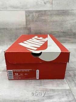Nike Air Trainer 1 Mid PRM QS Bo Jackson White Cool Grey Black Red 607081-100 12