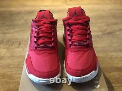 Nike Jordan Air Max 200 Red Trainers Shoes Size Uk9.5 Eur44.5 Us10.5 New