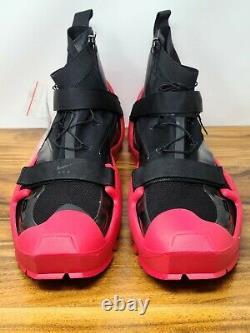 Nike NikeLab Free TR3 MMW Matthew Williams Black Red AQ9200-001 Men's 13