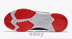 Nike Odyssey React Shield Black/Habanero Red/Vas Men's Limited Stock All Sizes