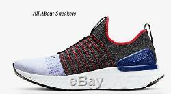 Nike React Phantom Run Flyknit 2 Black/Red Orbit/ Men's Trainers Limited Stock