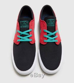 Nike SB Janoski Zoom Black Red Men's Trainers All Sizes Limited Stock