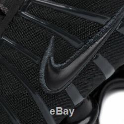 Nike Shox TL Black/Red Trainers UK 12 BNIB & UNUSED