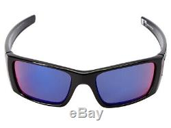 Oakley Fuel Cell MLB Rangers Sunglasses OO9096-B1 Polished Black/+Red Iridium