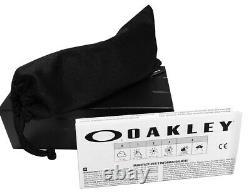Oakley Sutro S Matte Black Frame Prizm Trail Torch Lens Sunglasses 0OO9462