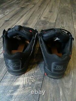 Osiris D3 2001 Mens Shoes Size 11 USA RARE Black Red