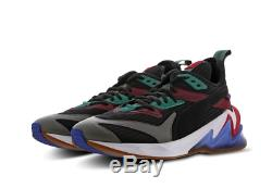Puma Liquid Cell Origin Black-Red-Blue Men's Trainers All Sizes Limited Stock