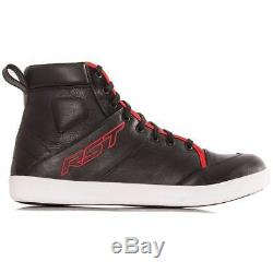 RST Urban II Boots Black / Red