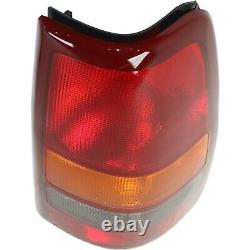 Set of 2 Tail Light For 99-2002 Chevrolet Silverado 1500 LS LH & RH