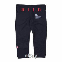 Shoyoroll Comp Standard XVII Q2, Size A1F, Black & Red, BJJ Gi Brand New